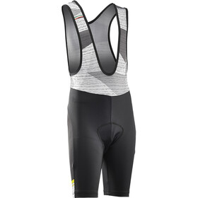Northwave Origin Short de cyclisme Enfant, black/yellow fluo